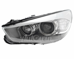 BMW 5 Series F07 BI-XENON ADAPTIVE HEADLIGHT LEFT SIDE # 63127262723