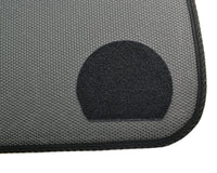 Floor Mats For BMW X6 Series G06 Black ROVBUT Brand Tailored Set Perfect Fit Green SNIP Collection