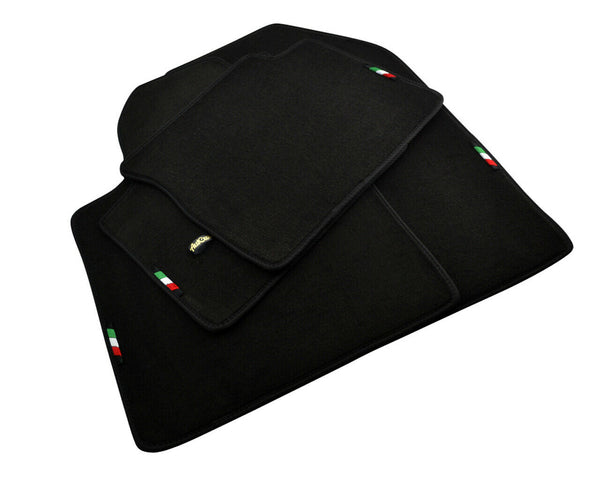 FLOOR MATS FOR Alfa Romeo 166 (1998-2007) AUTOWIN.EU TAILORED SET FOR PERFECT FIT
