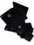 Floor Mats for Audi A3 2013-2020 8V Convertible Carpet ROVBUT