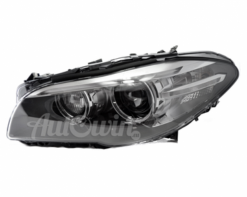 BMW 5 Series F10 F11 BI-XENON AHL ECE HEADLIGHT LEFT SIDE # 63117343907