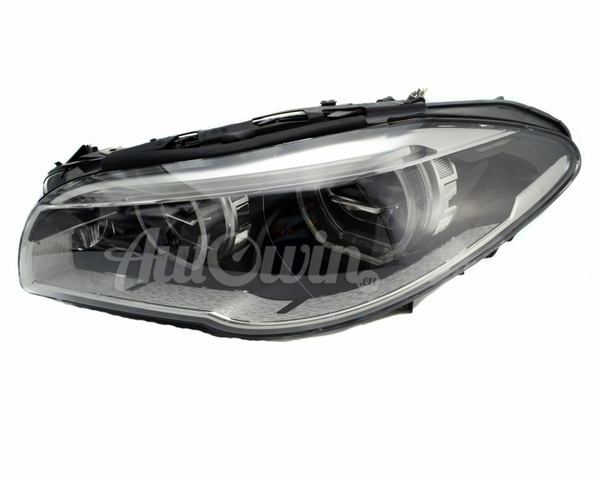 BMW 5 Series F10 F11 FULL LED ADAPTIVE HEADLIGHT ECE LEFT SIDE # 63117352483