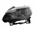BMW 5 Series E60 E61 LCI BI-XENON ADAPTIVE HEADLIGHT LEFT SIDE # 63127045691