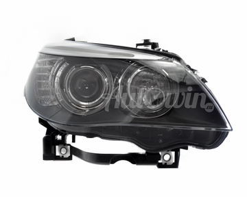 BMW 5 Series E60 E61 LCI BI-XENON ADAPTIVE HEADLIGHT RIGHT SIDE # 63127045692