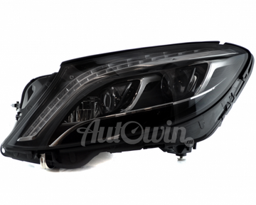 MERCEDES-BENZ S-CLASS W222 FULL LED NIGHT VISION HEADLIGHT LEFT SIDE # A2228207961