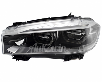 BMW X5 F15 FULL LED TECHNOLOGY HEADLIGHT LEFT SIDE # 63117381137