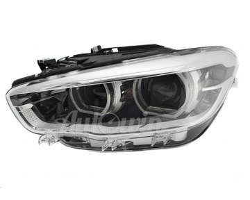 BMW 1 SERIES F20 F21 FULL LED HEADLIGHT LEFT SIDE # 63117414141