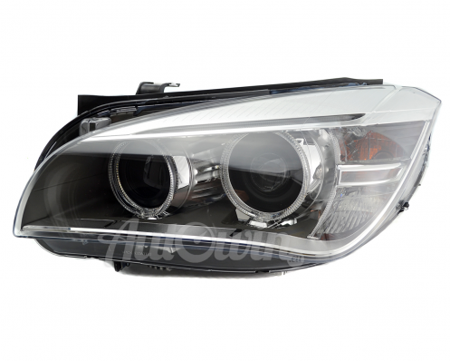 BMW X1 E84 BI-XENON HEADLIGHT LEFT SIDE # 63117290261