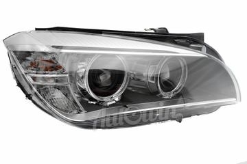 BMW X1 E84 BI-XENON HEADLIGHT RIGHT SIDE # 63117290262
