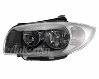 BMW 1 SERIES E81 E82 E87 E88 HALOGEN HEADLIGHTS # 63117193387 # 63117193388