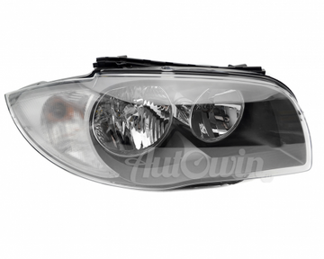 BMW 1 SERIES E81 E82 E87 E88 HALOGEN HEADLIGHT RIGHT SIDE # 63117193388