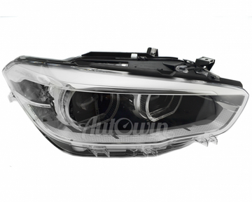 BMW 1 SERIES F20 F21 FULL LED HEADLIGHT RIGHT SIDE # 63117414142