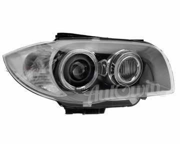 BMW 1 SERIES E82 E88 E87 E81 BI-XENON ADAPTIVE HEADLIGHT RIGHT #63117181294