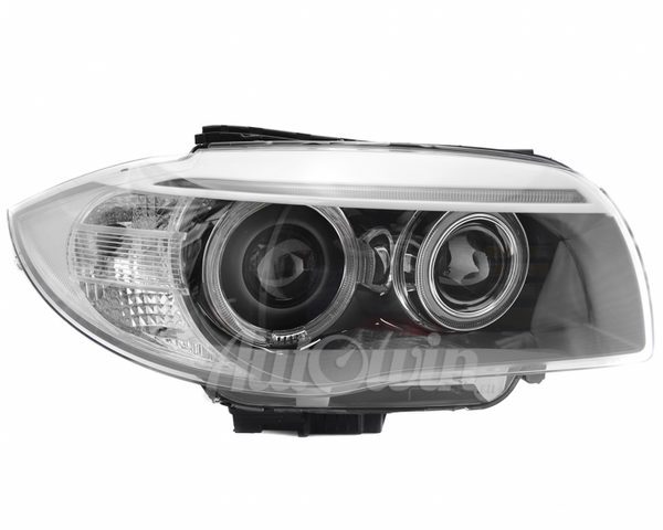 BMW 1 SERIES E82 E88 LCI BI-XENON HEADLIGHT RIGHT SIDE # 63117273832