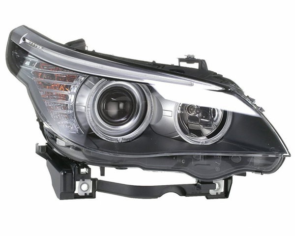 BMW 5 Series E60 E61 HALOGEN HEADLIGHT RIGHT SIDE # 63127177728
