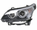 BMW 5 Series E60 E61 HALOGEN HEADLIGHT LEFT SIDE # 63127177727