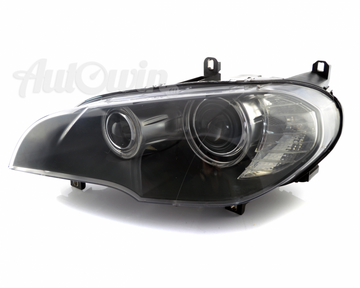BMW X5 E70 BI-XENON ADAPTIVE HEADLIGHT LEFT SIDE # 63127192561