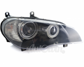 BMW X5 E70 BI-XENON HEADLIGHT RIGHT SIDE # 63127192560