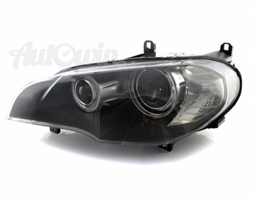 BMW X5 E70 BI-XENON HEADLIGHT LEFT SIDE # 63127192559