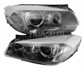 BMW X1 E84 BI-XENON ADAPTIVE HEADLIGHTS # 63112993497 # 63112993498