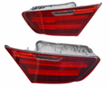BMW REAR TAILLIGHT IN TRUNK SET RIGHT & LEFT SIDE