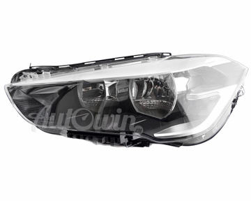 BMW X1 F48 HALOGEN HEADLIGHT LEFT SIDE # 63117346533