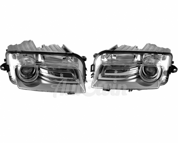 Rolls Royce Ghost Xenon Headlights Set Right and Left Side OEM NEW