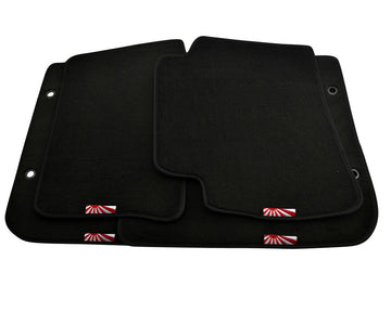 Tailored Car Mats Ford Focus Cabriolet 07,08,09,10,11,2012,2013,2014,2015,16,17