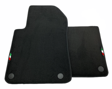 Floor Mats For Ferrari 599 Coupe 2006-2012 AutoWin Brand Italian Edition