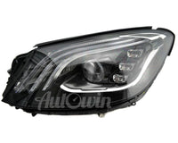 MERCEDES BENZ S CLASS W222 FACELIFT FULL LED HEADLIGHT LEFT A2229061905