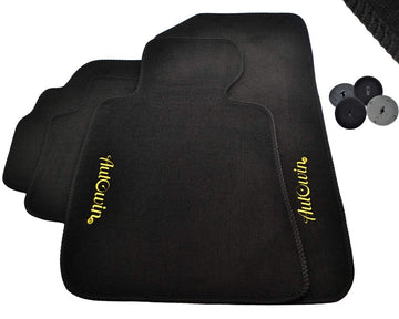FLOOR MATS FOR BMW 6 Series E63 E64 AUTOWIN.EU TAILORED SET FOR PERFECT FIT
