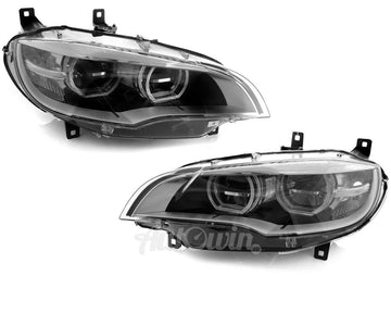 BMW X6 SERIES E71 FULL LED Adaptive HEADLIGHT RIGHT & LEFT