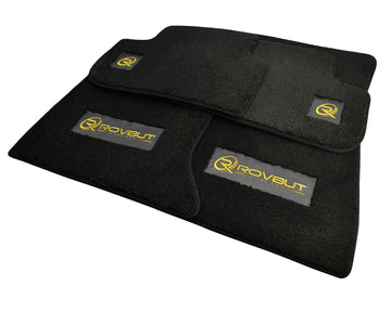 FLOOR MATS FOR Bentley Arnage (1998–2009) ROVBUT Limited Edition