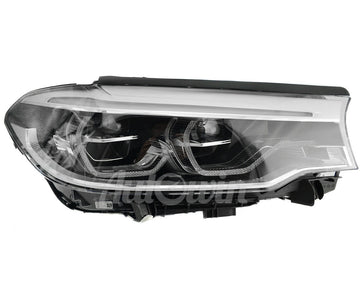 BMW 5 SERIES G30 G31 FULL LED ADAPTIVE HEADLIGHT RIGHT 63117214962