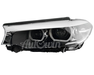 BMW 5 SERIES G30 G31 LED HEADLIGHT LEFT 63117214951