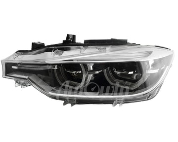 BMW 3 Series F30 F31 LCI HEADLIGHT LED ADAPTIVE LEFT SIDE # 63117419627