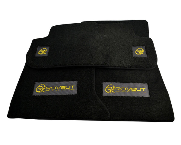 FLOOR MATS FOR Bentley Mulsane (2010–2018) ROVBUT Limited Edition