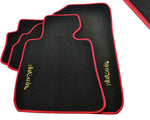 FLOOR MATS FOR Mitsubishi Lancer (2007-2017) AUTOWIN.EU TAILORED SET FOR PERFECT FIT