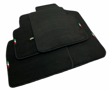 FLOOR MATS FOR Fiat 500 (2008-2015) AUTOWIN.EU TAILORED SET FOR PERFECT FIT