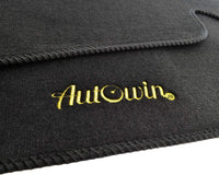 FLOOR MATS FOR Peugeot 307 (2001-2008) AUTOWIN.EU TAILORED SET FOR PERFECT FIT