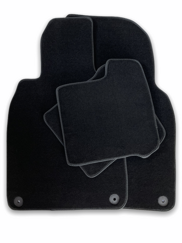 Floor Mats for Porsche 987 Boxster 2005-2012 LHD Carpet AutoWin