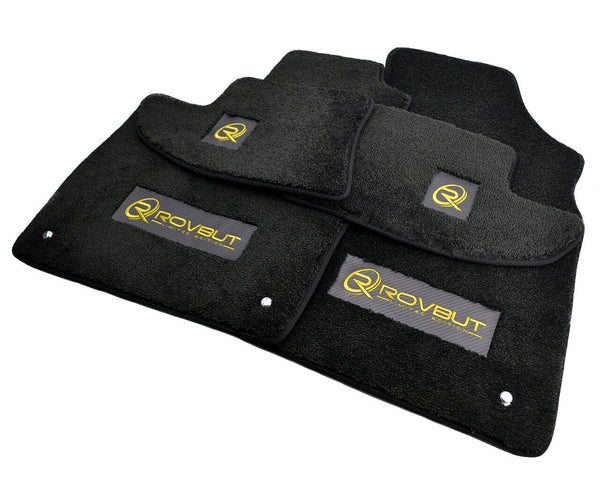 FLOOR MATS FOR Bentley Flying Spur (2014–2018) ROVBUT Limited Edition