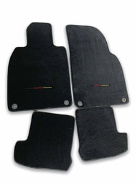 Floor Mats for Porsche 992 GT3RS 2021 LHD Exclusive Carpet Luxury AutoWin