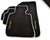 FLOOR MATS FOR Skoda Citigo (2012-Present) AUTOWIN.EU TAILORED SET FOR PERFECT FIT