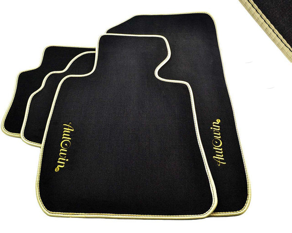 FLOOR MATS FOR VW Phaeton (2010-2016) AUTOWIN.EU TAILORED SET FOR PERFECT FIT