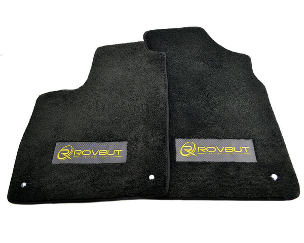 FLOOR MATS FOR Bentley Continental GT (2003–2017) ROVBUT Limited Edition