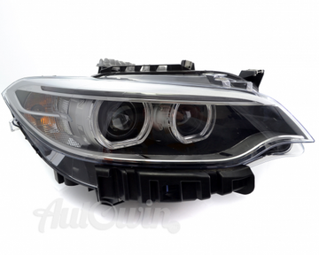 BMW 2 SERIES F22 F23 F87 BI-XENON ADAPTIVE HEADLIGHT RIGHT SIDE