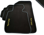 FLOOR MATS FOR Mitsubishi L200 (2006-2015) AUTOWIN.EU TAILORED SET FOR PERFECT FIT