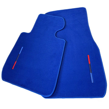 Blue Floor Mats For BMW Z4 Series E89 With M Package AutoWin Brand