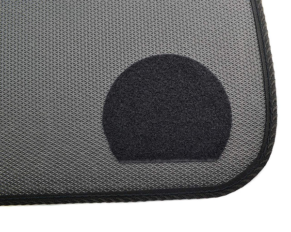 FLOOR MATS FOR Tesla Model X (2016-Present) AUTOWIN.EU TAILORED SET FOR PERFECT FIT